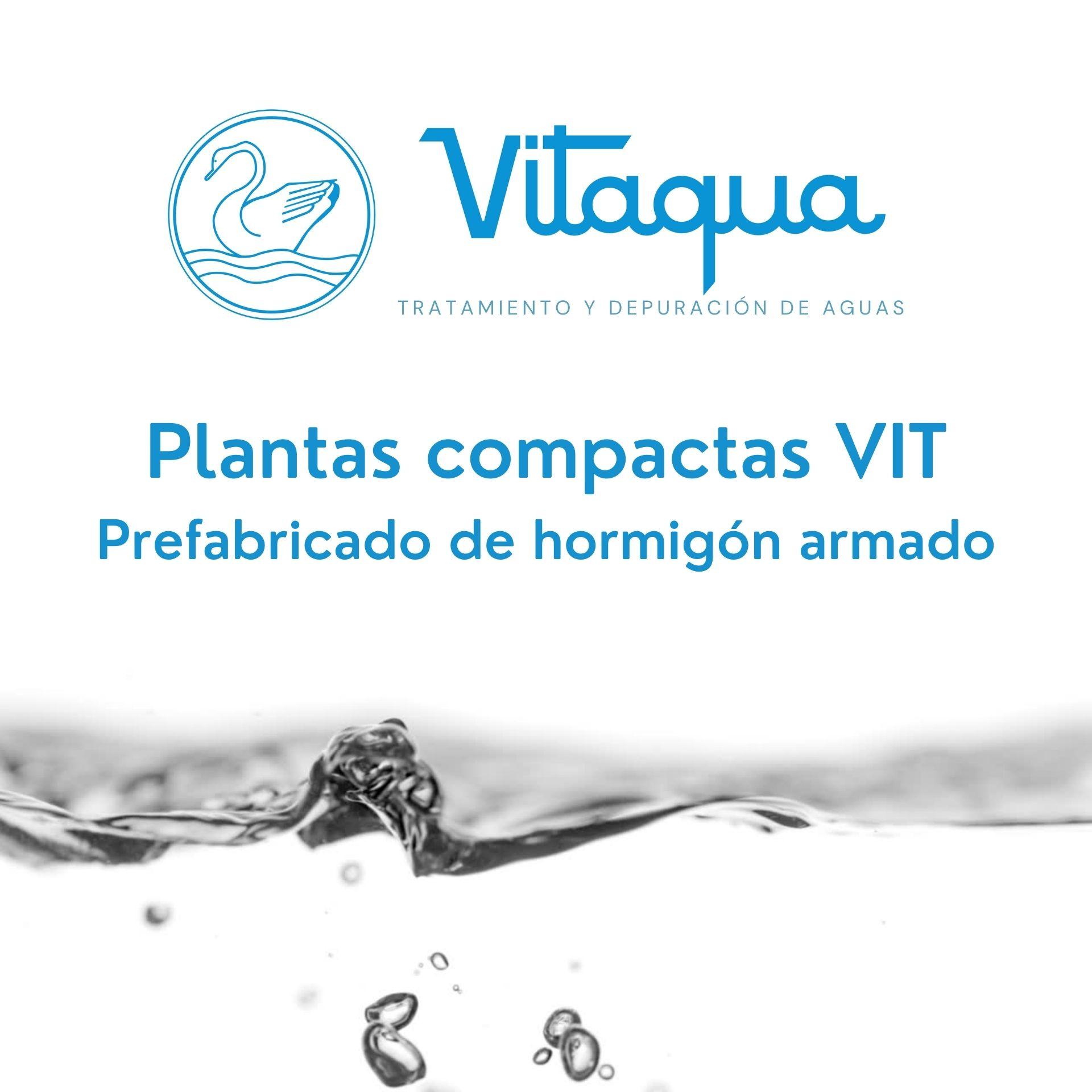 PLANTAS COMPACTAS VIT PREFABRICADO DE HORMIGÓN ARMADO